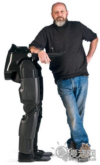 福特新福克斯售价_残疾人也是大力水手 Rex机械外骨骼年底上市 — 爱活网 Evolife.cn