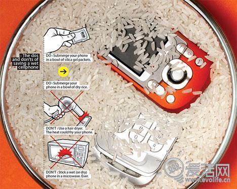 代表厕所拯救你 专业手机烘干机亮相东京