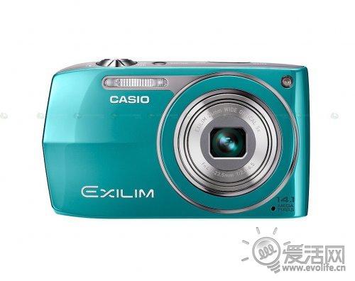卡西欧推三款exilim5.0引擎dc