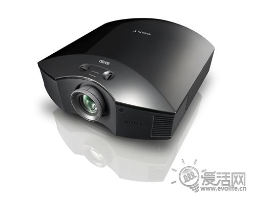 索尼发布家用3D投影仪 性能力压3D电视