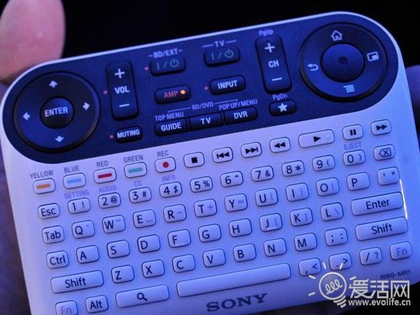 tv初步试玩:遥控器堪比游戏机图片