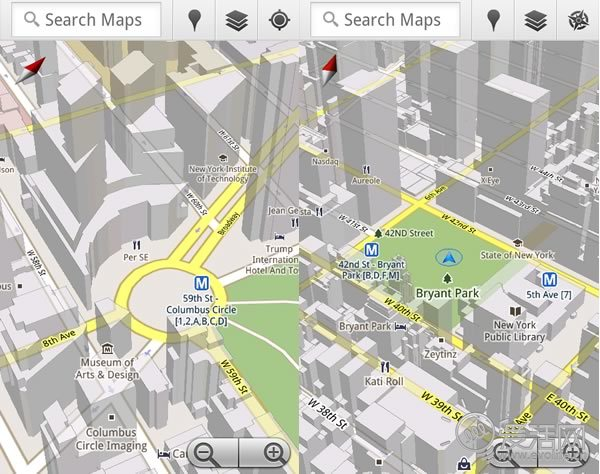 maps on android — download and guide (video); 手机版的谷歌地图