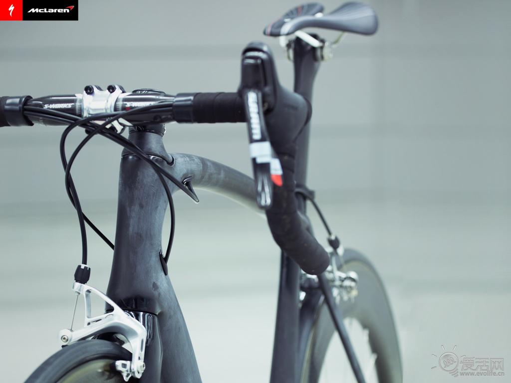 普通自行车龙头安装图解