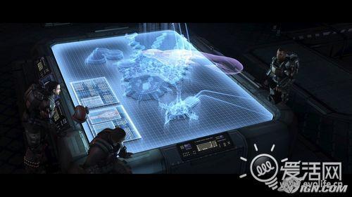 终极科幻显示器 holocube推出全息投影仪