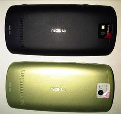 手机 n5/从泄漏出来的图片来看,N5整体造型与市面上的S60V5手机极为...