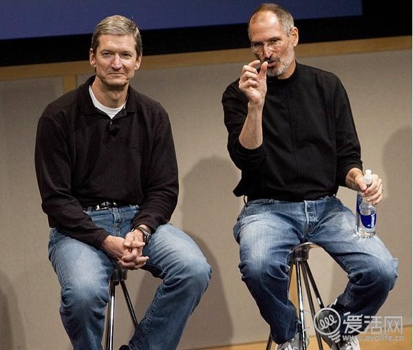 拜见新教主tim cook 硅谷最有影响力的同性恋?