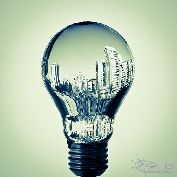 【一图流】白炽灯泡里的世界图片