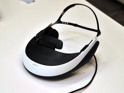 未来科技成现实 索尼发布首款高清头戴式3D OLED显示器