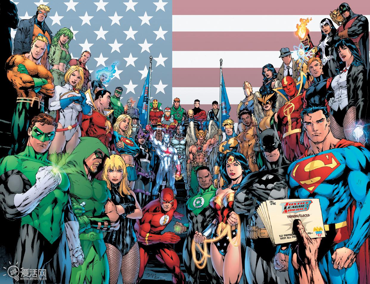 盘点:超级英雄电影的那些漫画背景