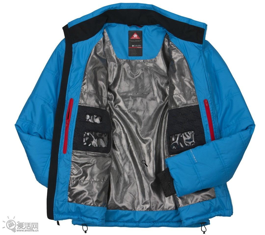 哥伦比亚/哥伦比亚的新夹克,看起来就好暖和~