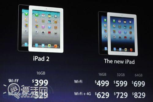 Android怎么办? iPad 2降价100美元继续出货