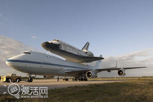 发现号航天飞机最后的退役旅程