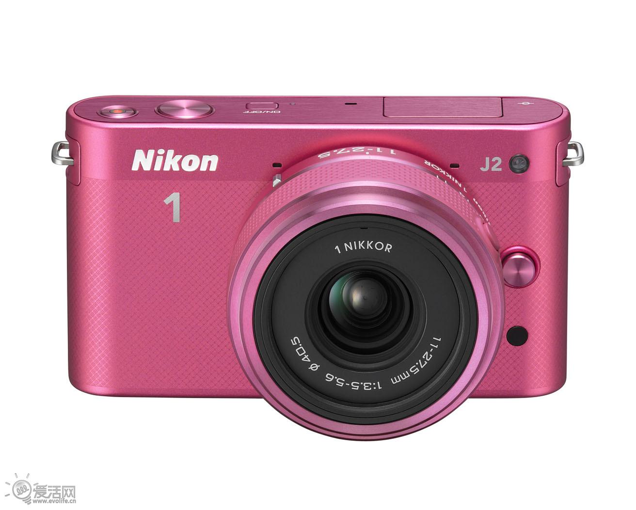 尼康 黑色/量多是王道:尼康正式宣布J2微单相机价格再降100美元
