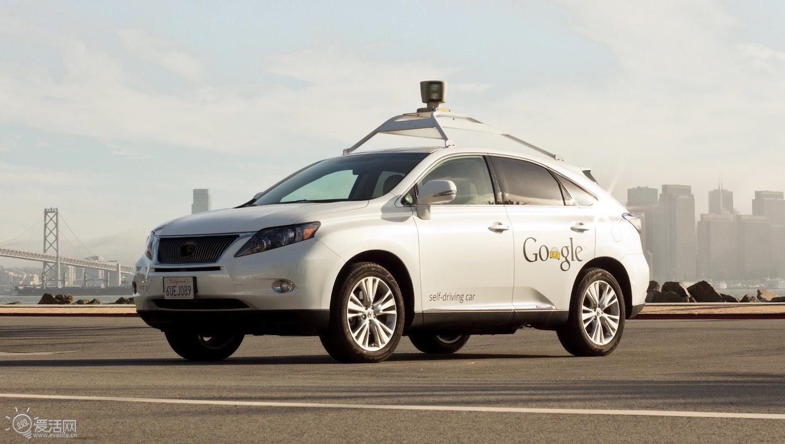 google无人驾驶汽车图片大全高清图片