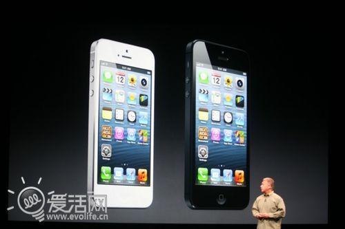 iPhone 5正式登场:LTE网络+4英寸屏幕+A6处理器