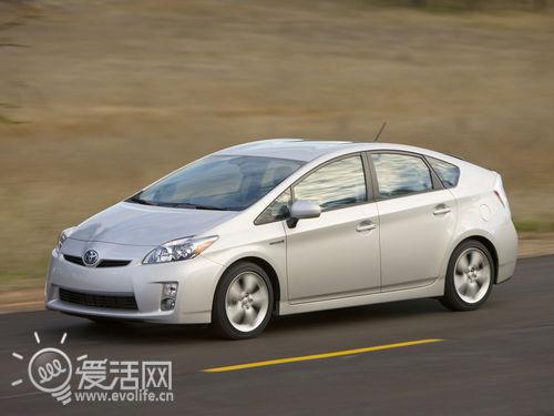 2012消费者报告出炉 丰田成为最大赢家