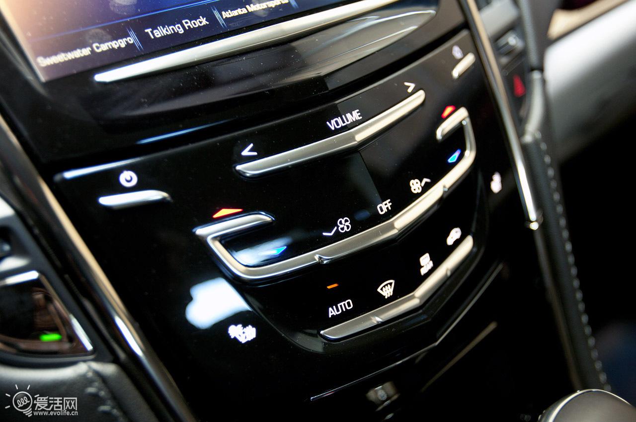 凯迪拉克ats被评为最安全的运动型轿车高清图片