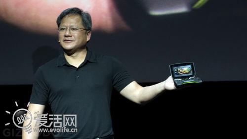 蹲马桶专用? nv发布5寸手持式安卓游戏机shield