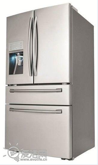 二氧化碳钢瓶驱动 三星四门冰箱几秒钟变汽水