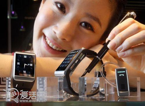 传谷歌正在开发安卓手表 今年将成智能手表元年 高清图片