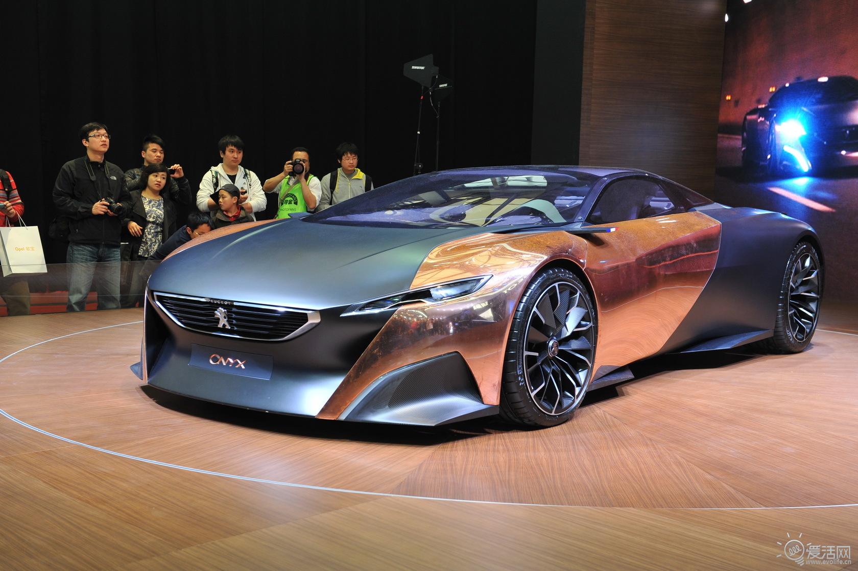 直击2013上海国际汽车展
