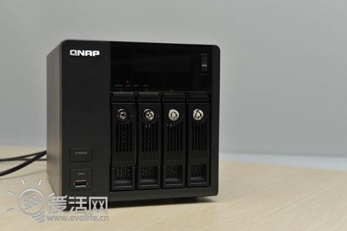 将折腾进行到底 QNAP TurboNAS TS-470 Pro试玩报告