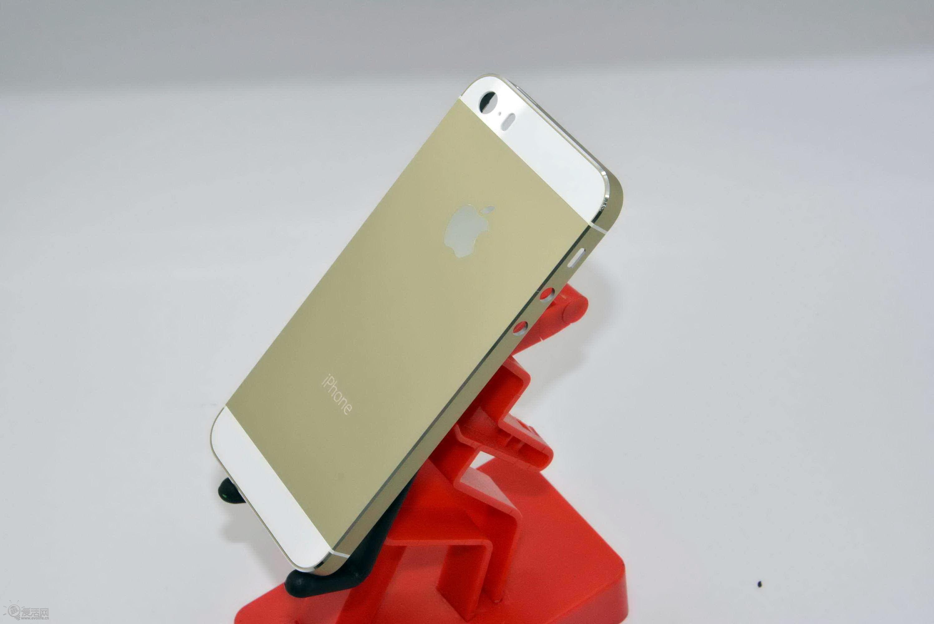 苹果推香槟金色iphone