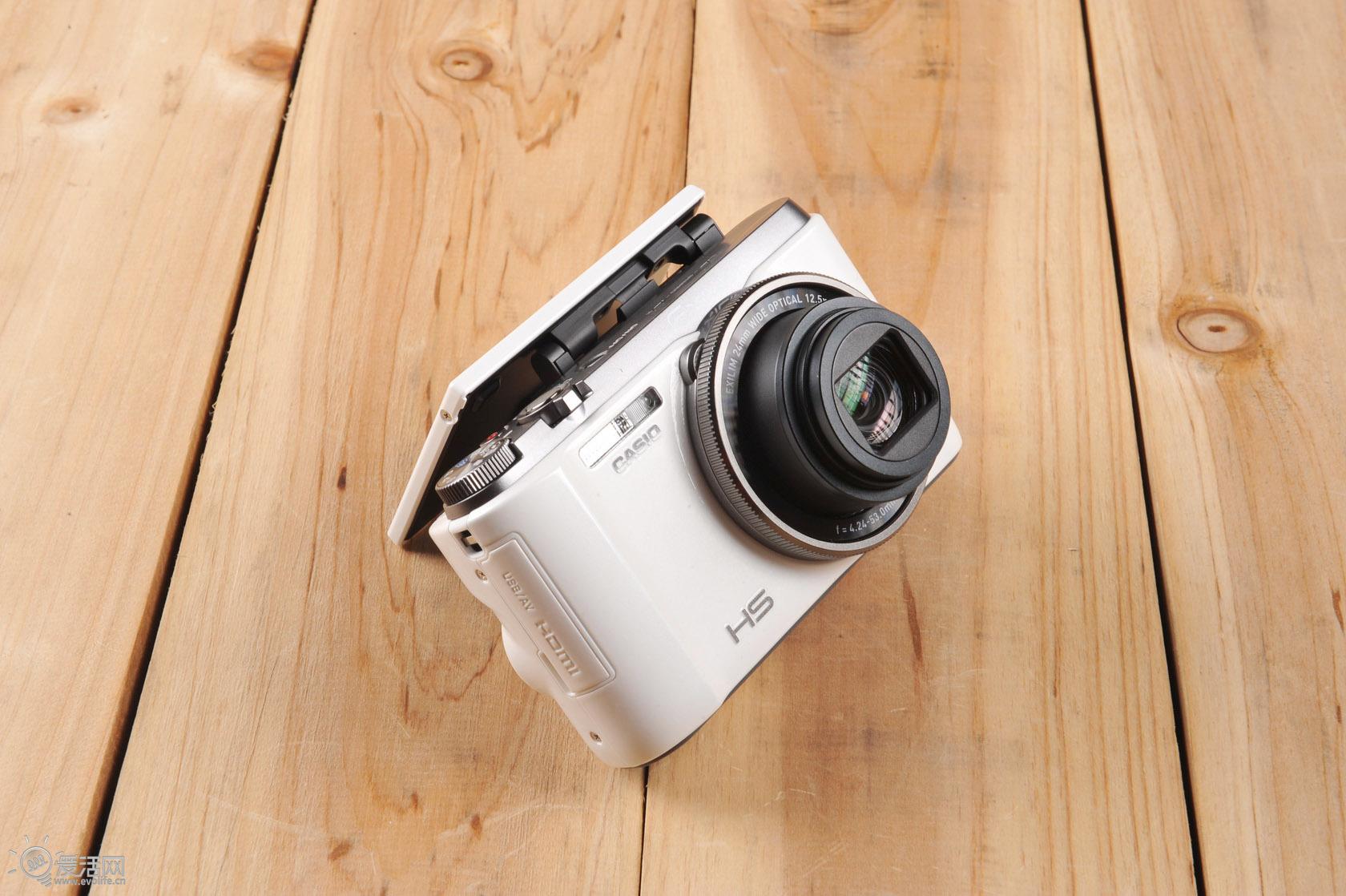 延时摄影成主打 长焦相机卡西欧ex-zr1200试玩报告