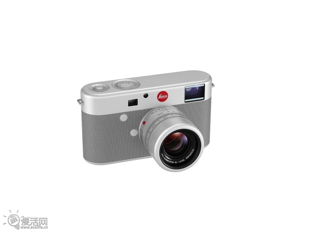 苹果首席设计师主打 iphone风格的徕卡m相机即将拍卖