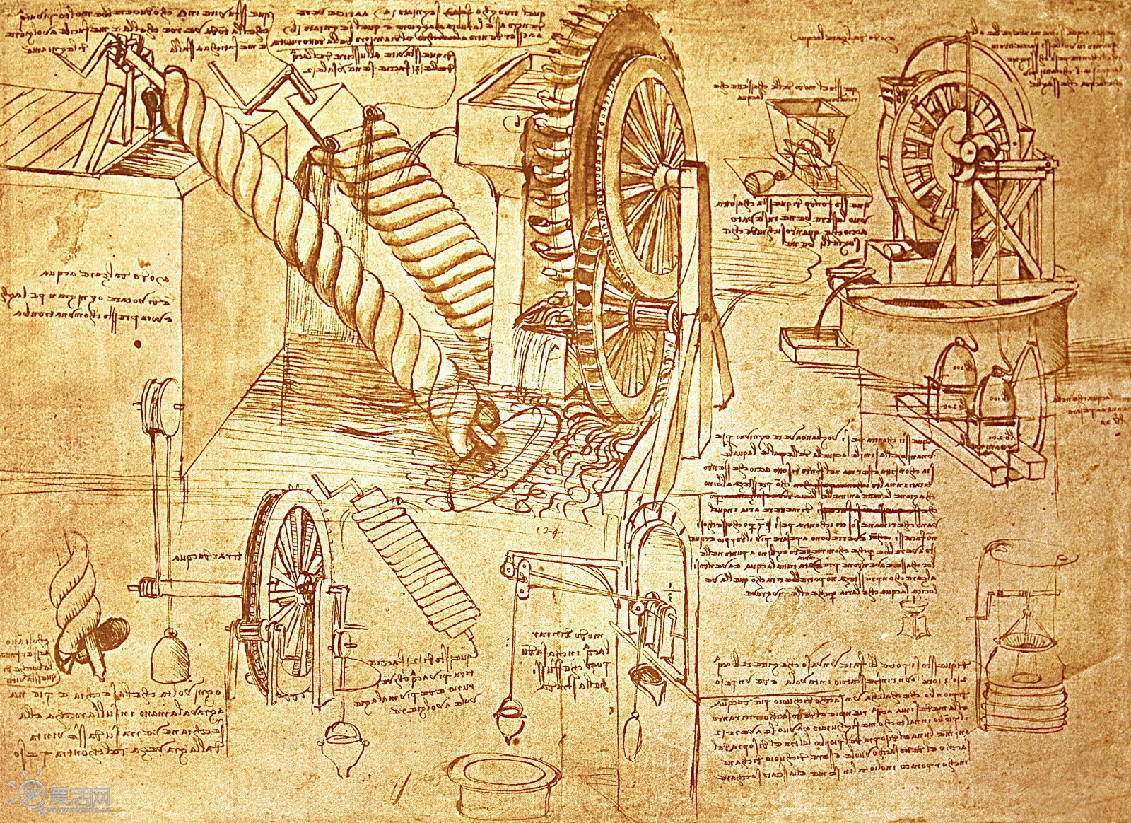 500年前达芬奇设计乐器借助现代科技重现声音