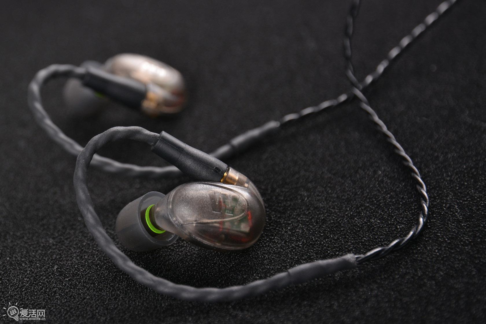 动铁耳机分频电路图