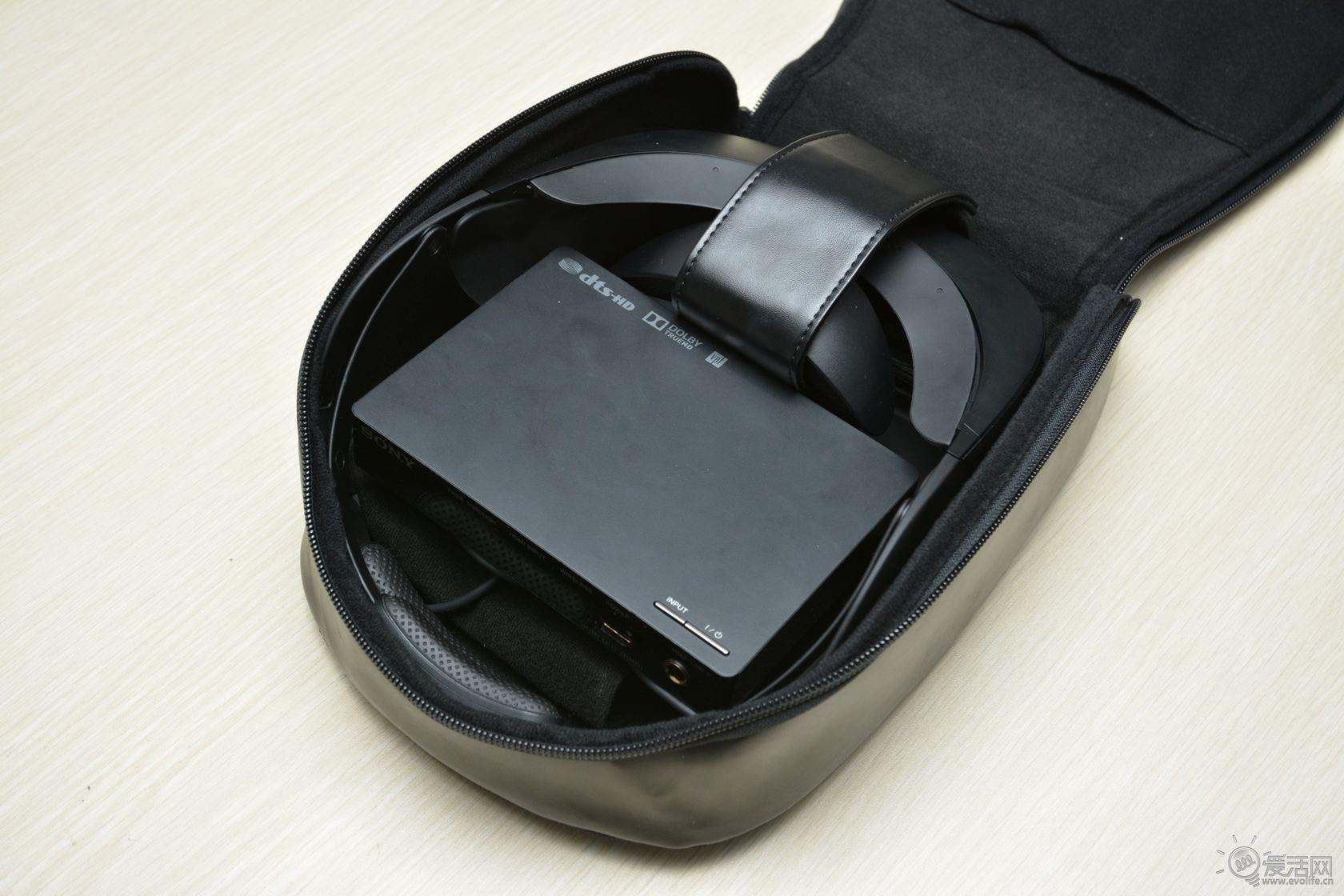 划时代的私人影院 详解索尼hmz-t3w头戴显示器