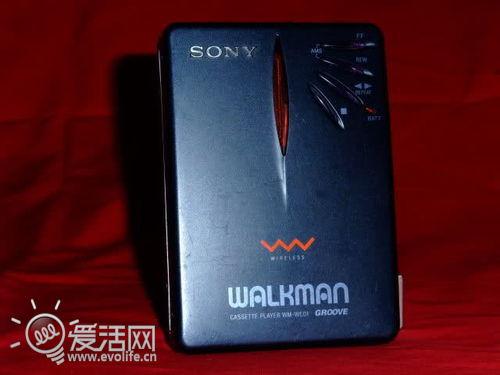 20周年纪念版WM-WE01】-Walkman 35年,索尼随身听简史