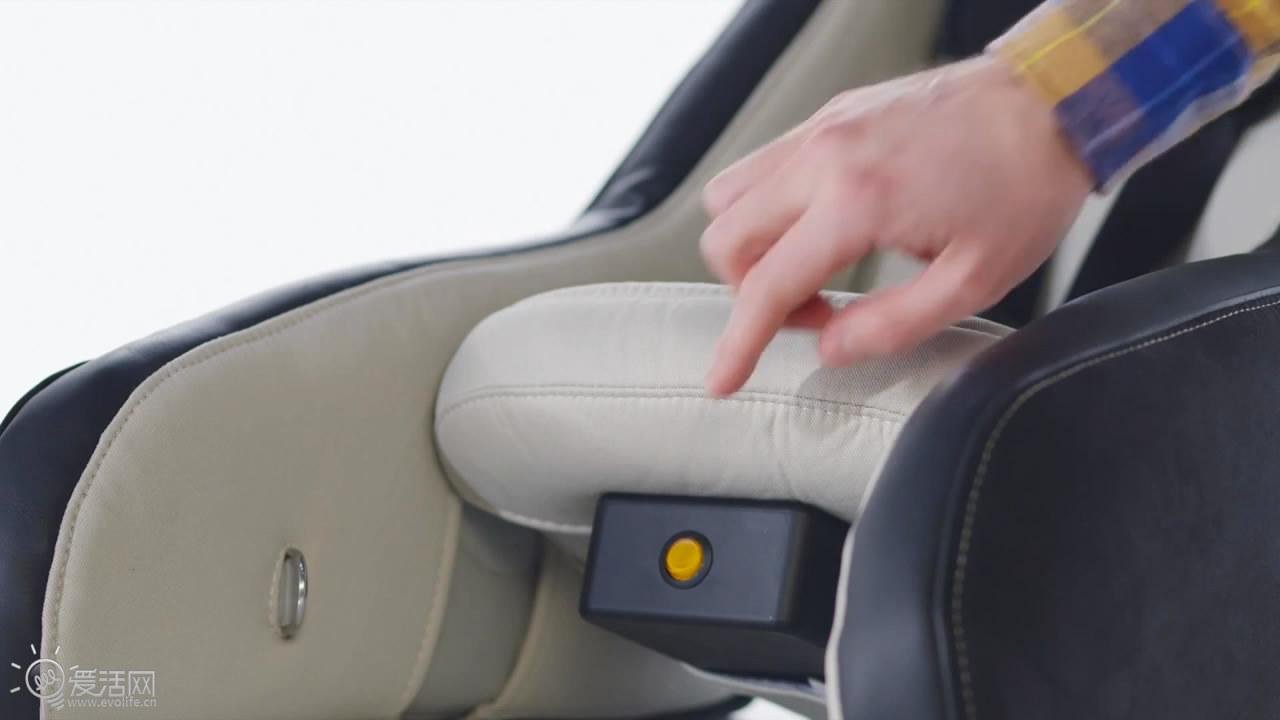 这套儿童安全座椅并非只能使用在家用车上