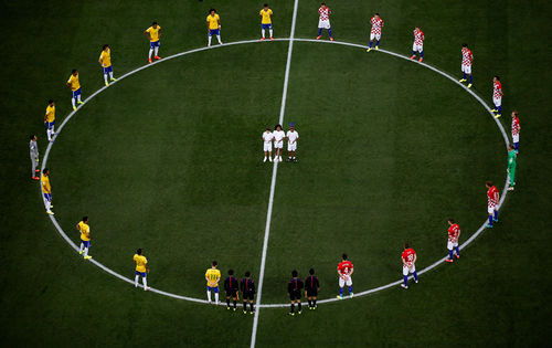 【去他的摄影】世界杯2014:巴西的表情