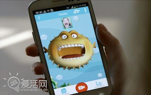 把你的脸转为自由女神像 Intel开玩通讯应用Pocket Avatars