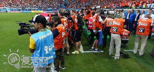 索尼大法不灵了 世界杯摄影师没有一个用索尼相机