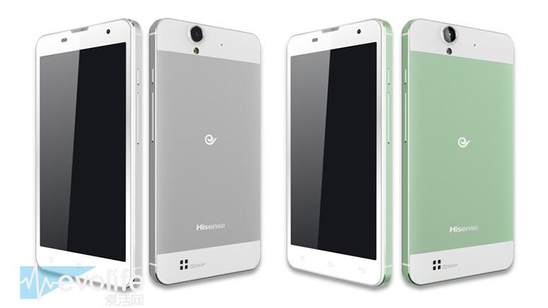 海信手机新战略 左手推4g新机右脚踏wp阵型