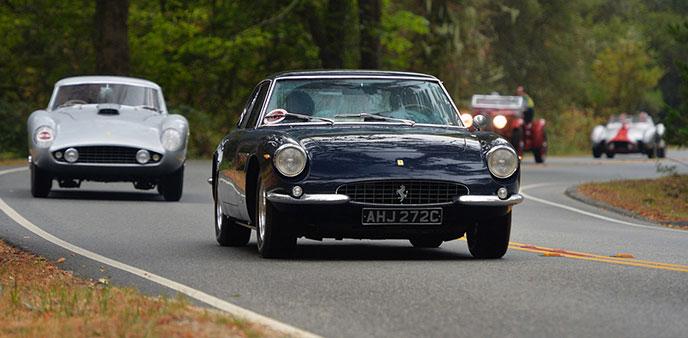 Monterey折腾的汽车周 不仅仅是一群汽车粉丝们的盛宴(上)