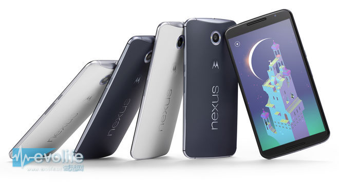 Android L棒棒糖带着Nexus 6手机、Nexus 9平板、Nexus Player机顶盒来了