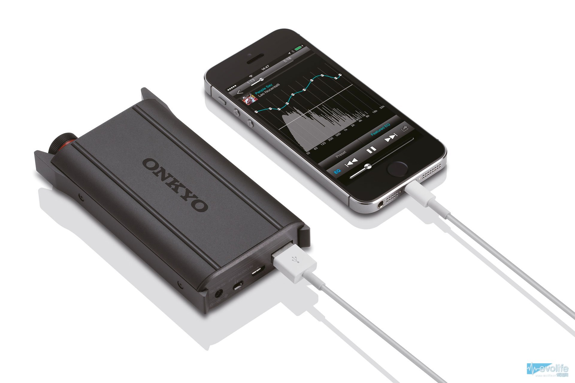 安桥dac-ha200便携耳放解码一体机