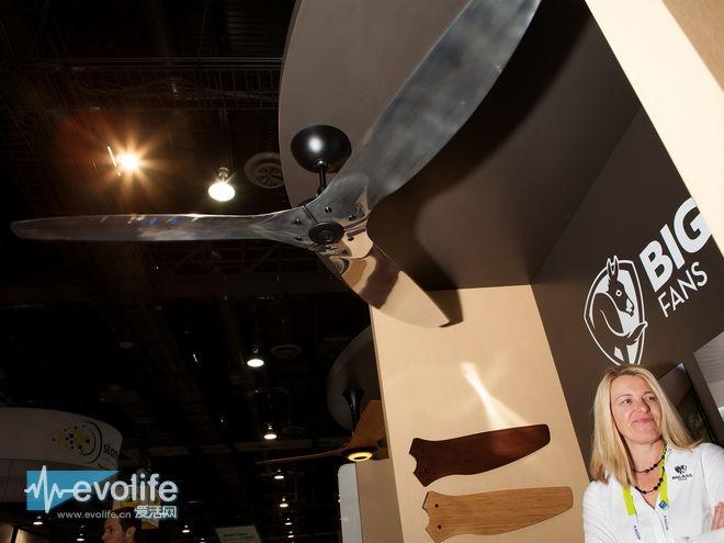 音乐灯泡、智能风扇:今年CES展会上最酷的10件科技产品