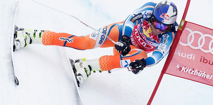一直上演悲情的STREIF赛道 在FIS2015发生了什么?