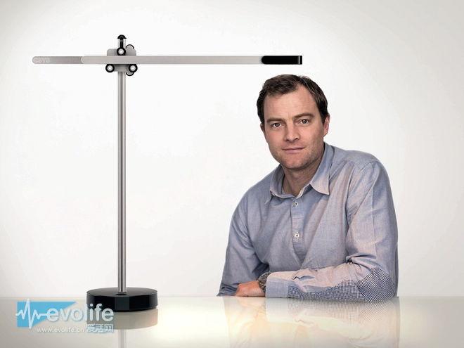 戴森之子推出了一款能用37年的台灯 来看看是不是你的菜