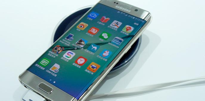 不论是直的还是弯的,Galaxy S6/S6 edge都是有史以来最棒