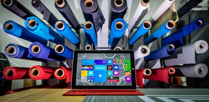 愚人节微软要屠杀iPad 新的Surface3只要499刀还送Office