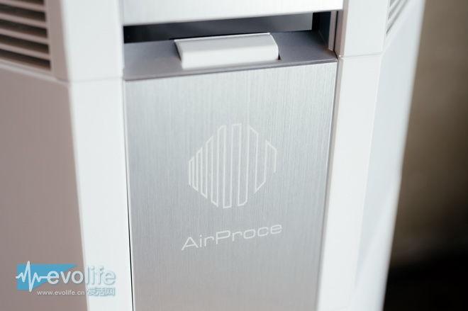 所有的空气净化器都在谈智能 AirProce已经能把PM2.5发到朋友圈
