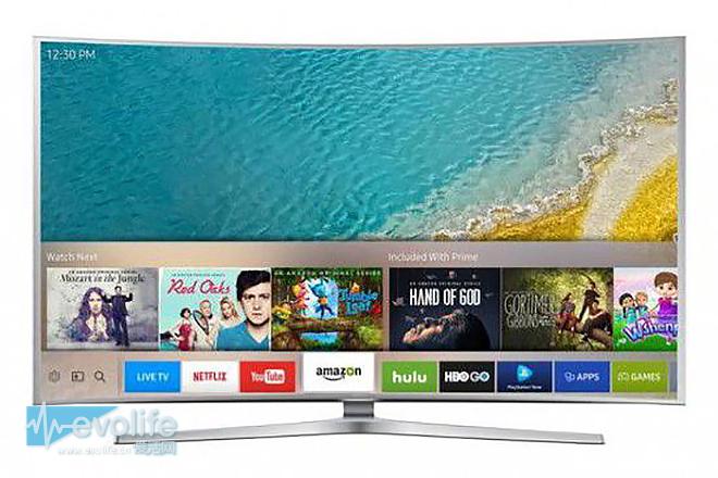 【ces2016】无缝一体式体验 三星要给智能电视带来新系统图片
