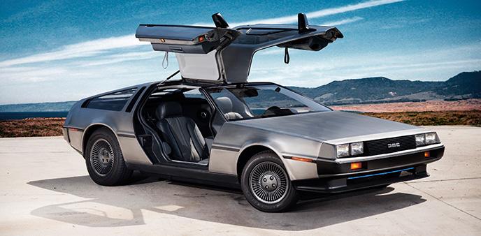 粉丝们终于等到希望 DeLorean DMC-12要在2017年重返地球