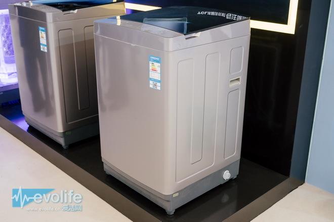 tcl产品可通过拆卸波轮对洗衣机